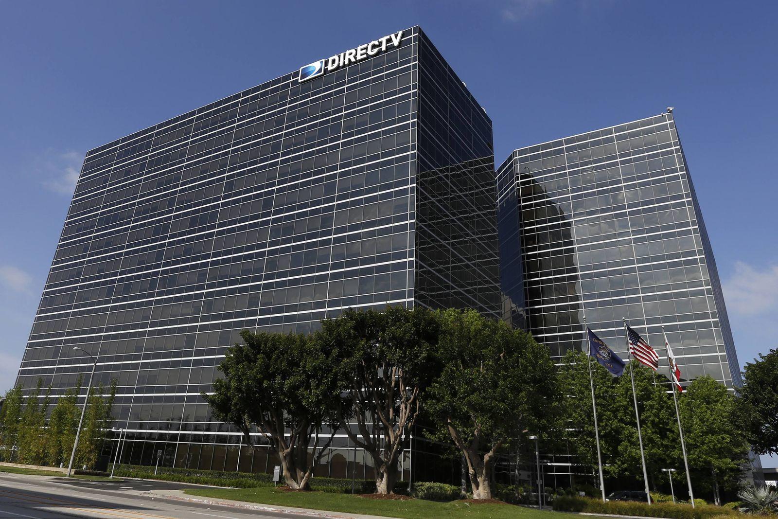 USAMERGERS/AT&TDIRECTV