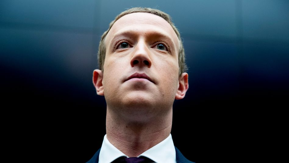 Facebook-Chef Mark Zuckerberg (im Oktober 2019)