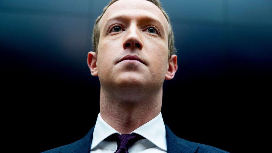 "Zuckerberg im US-Kongress: ""Mir geht es okay"""