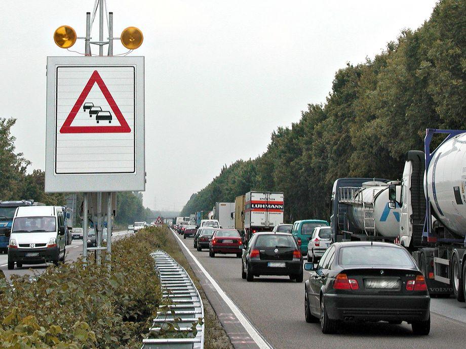 Verkehrsnachrichten Nrw