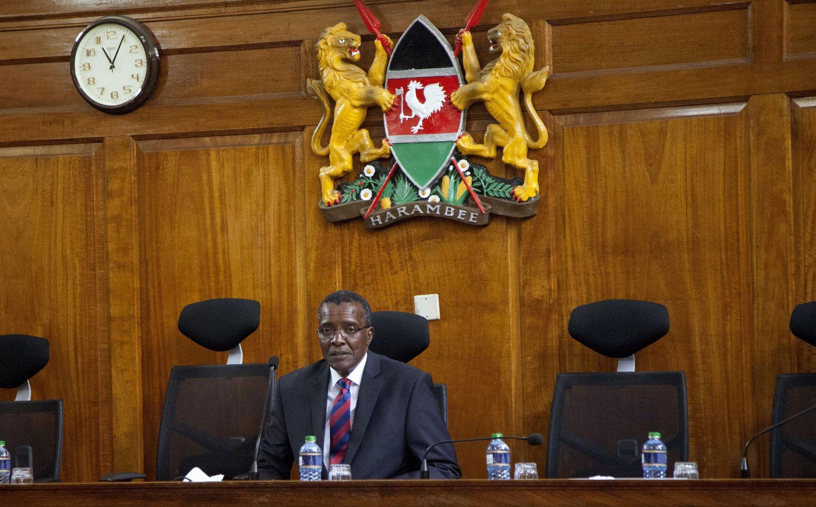 Kenia vor der Neuwahl