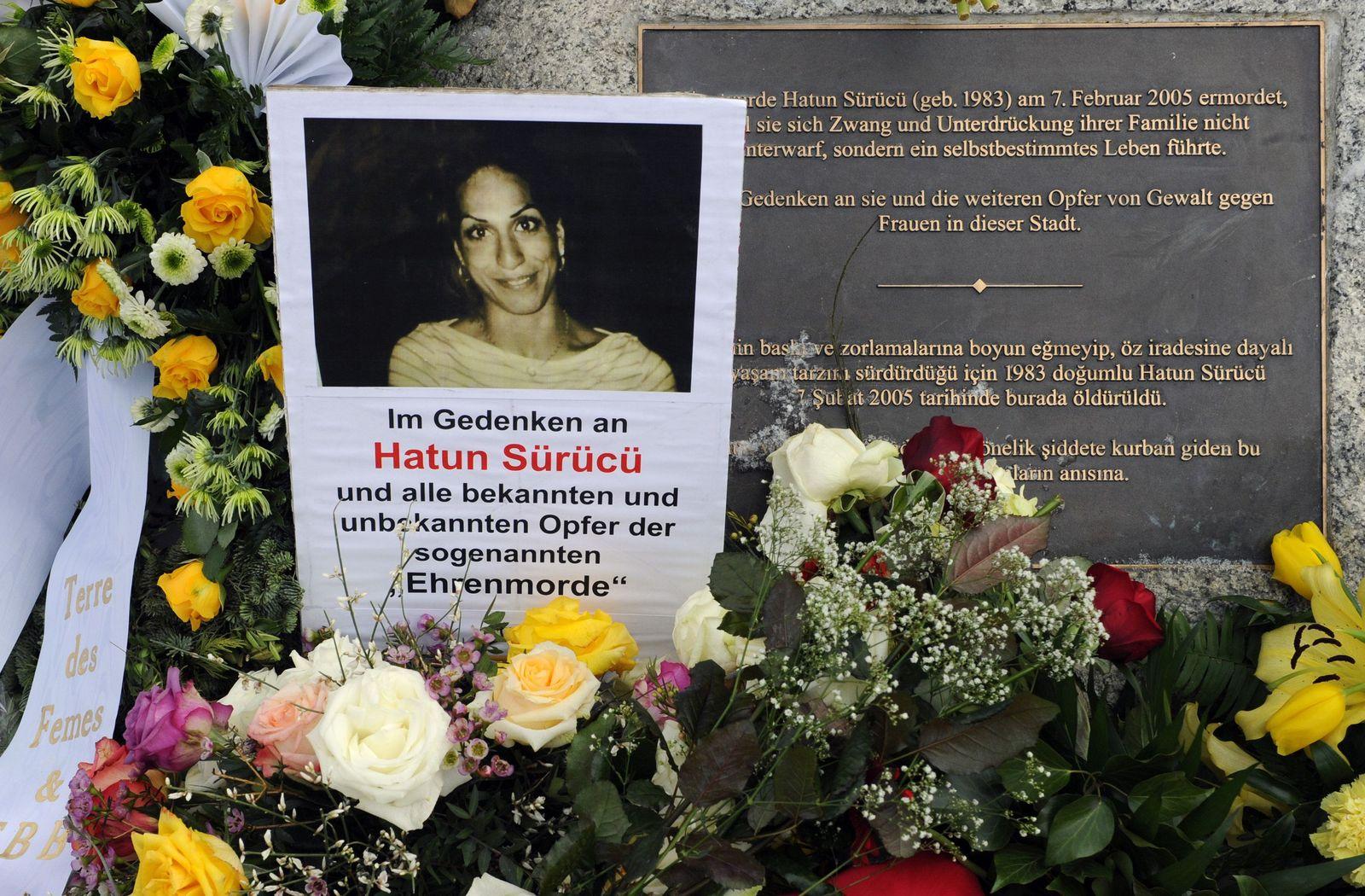 Hatun Sürücü - Mordanklage in der Türkei gegen zwei Brüder