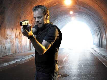 """Kiefer Sutherland als Jack Bauer in """"24"""": """"Die Frage ist, wie weh ich Dir tun muss"""""""