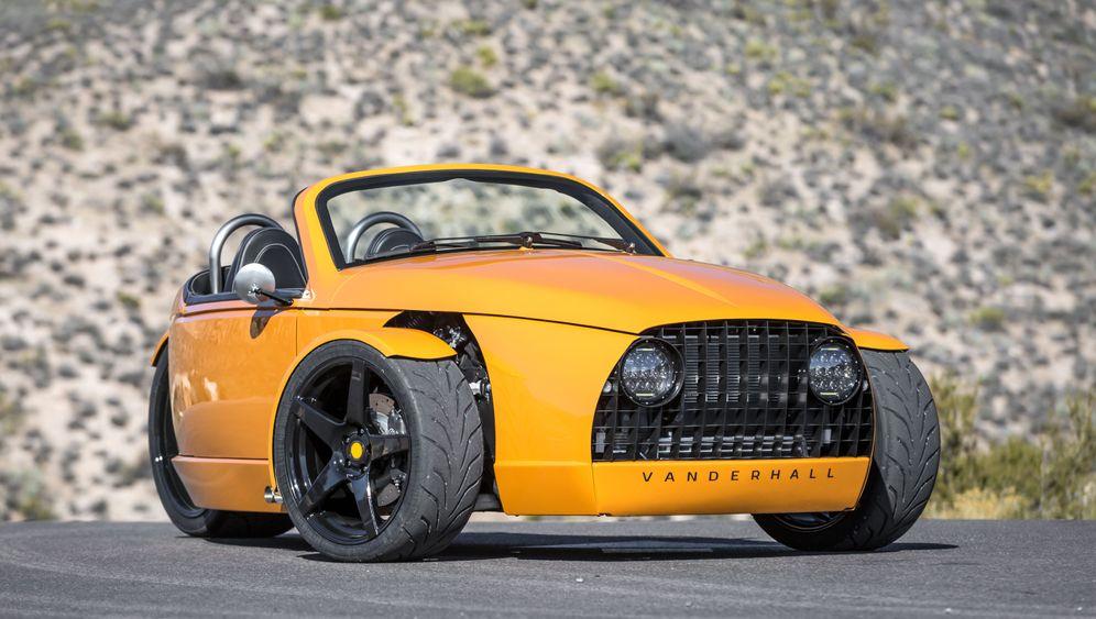 Vanderhall Laguna: Er nennt es Autocycle