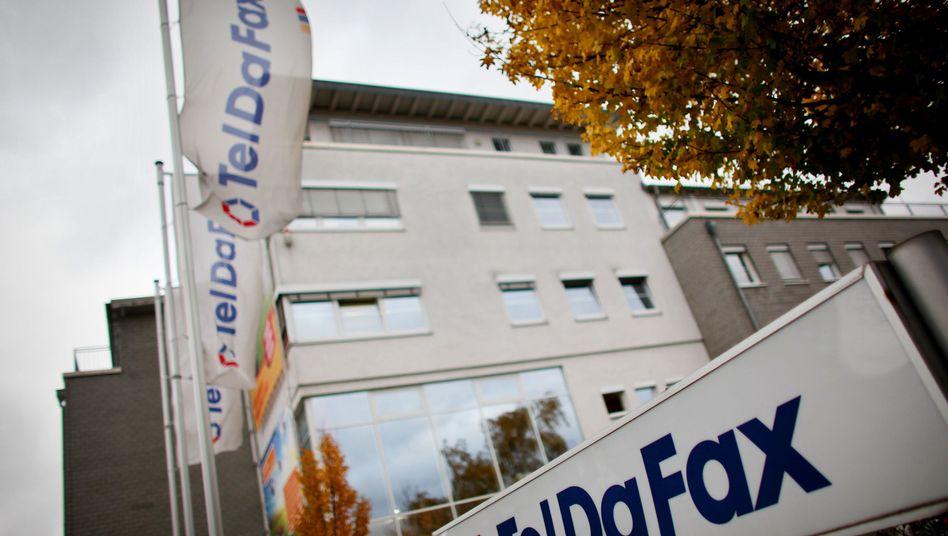 TelDaFax-Zentrale in Troisdorf: Strom unter Einkaufspreis