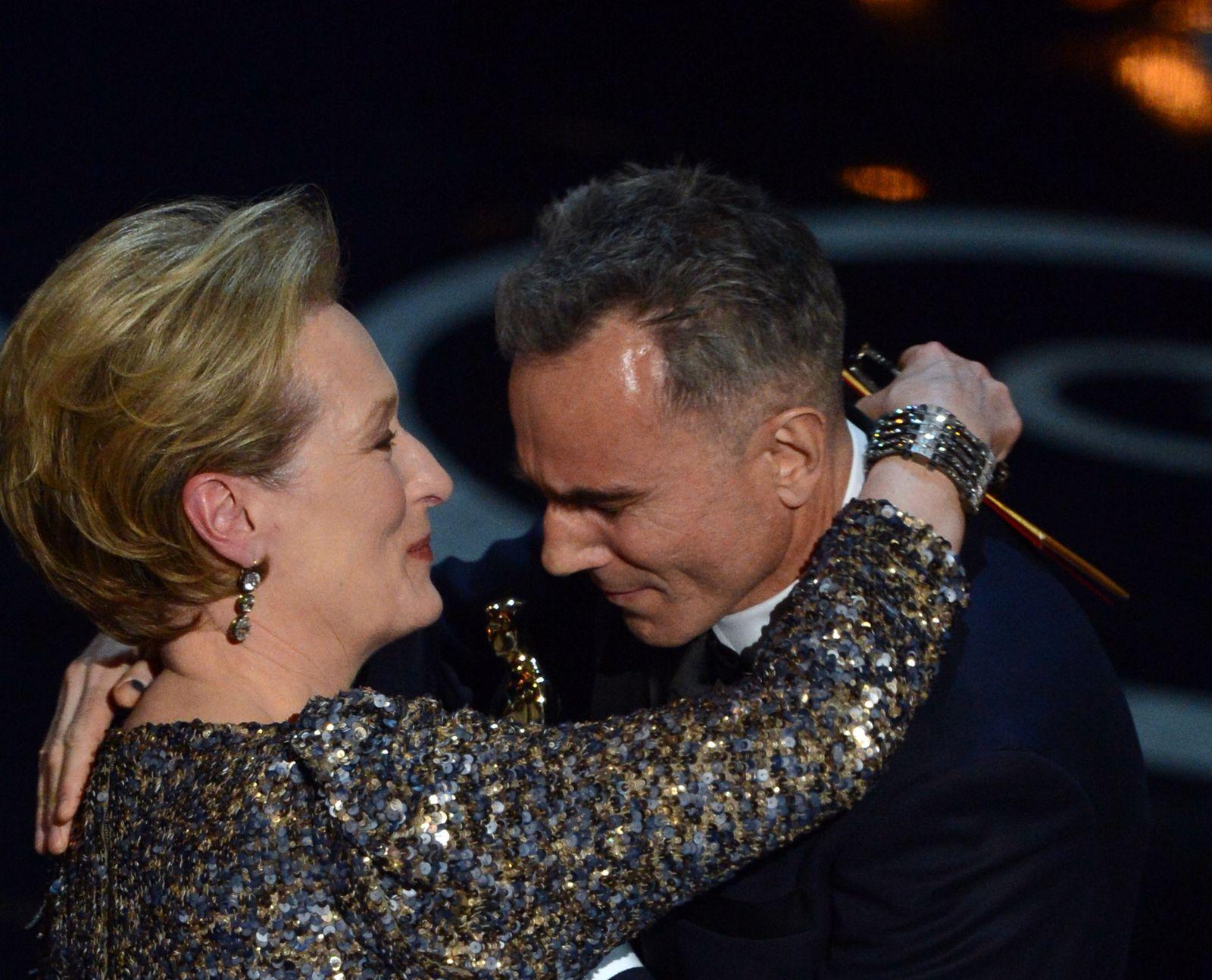 Oscar-Show Streep Day-Lewis