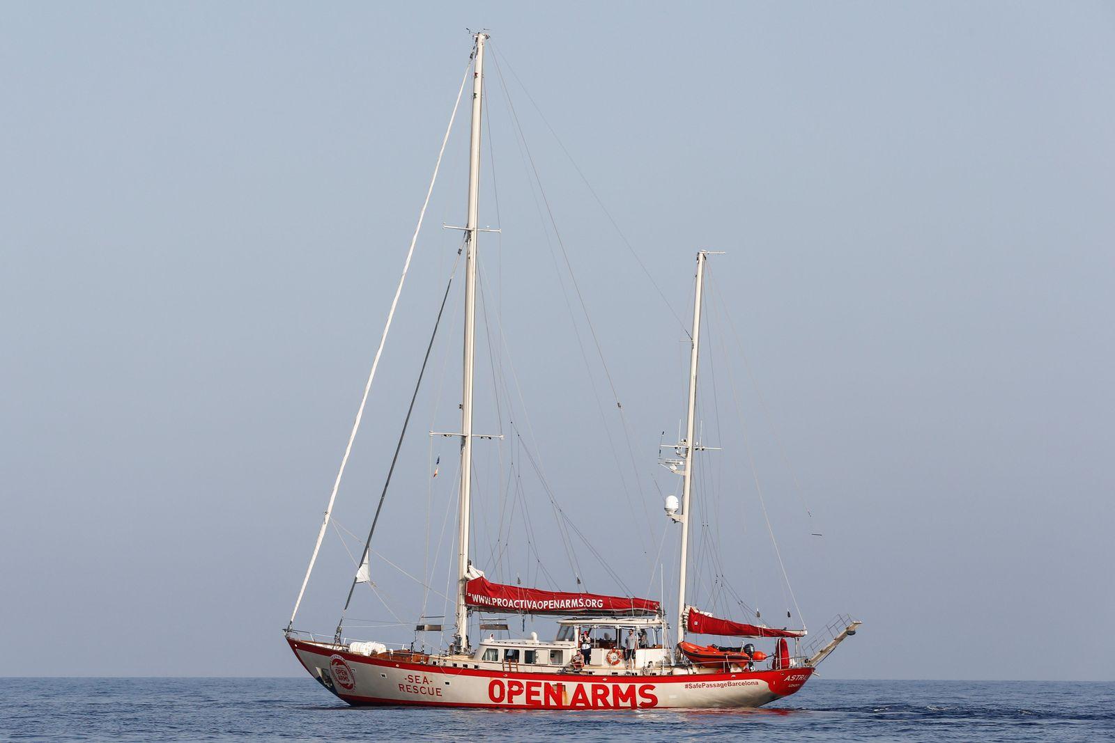 GRAPHIC CONTENT Libyen/ Ertrunkene Flüchtlinge im Mittelmeer