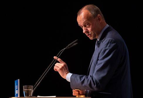Bewerber um den CDU-Vorsitz: Friedrich Merz