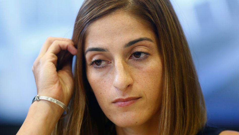 Mesale Tolu saß mehr als sieben Monate lang gemeinsam mit ihrem Sohn in Untersuchungshaft