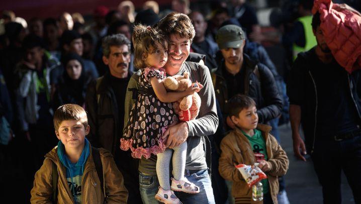 Flüchtlinge: München am Limit