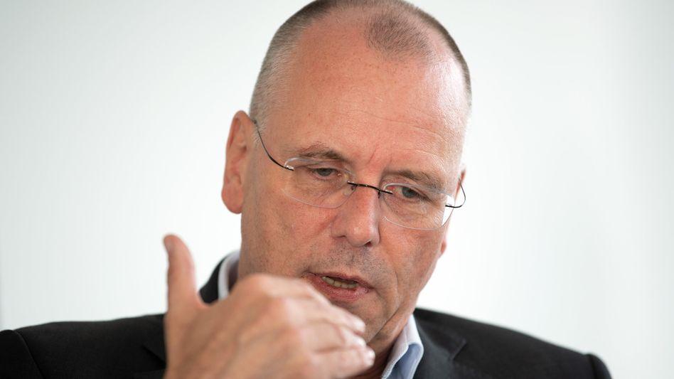 Fortuna-Chef Thomas Röttgermann in Bedrängnis