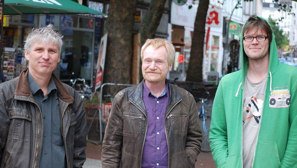 Bundestagswahl:: Kandidatur für das Grundeinkommen