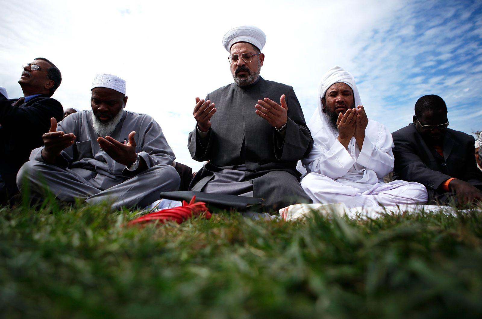 Islam / Moslems beten