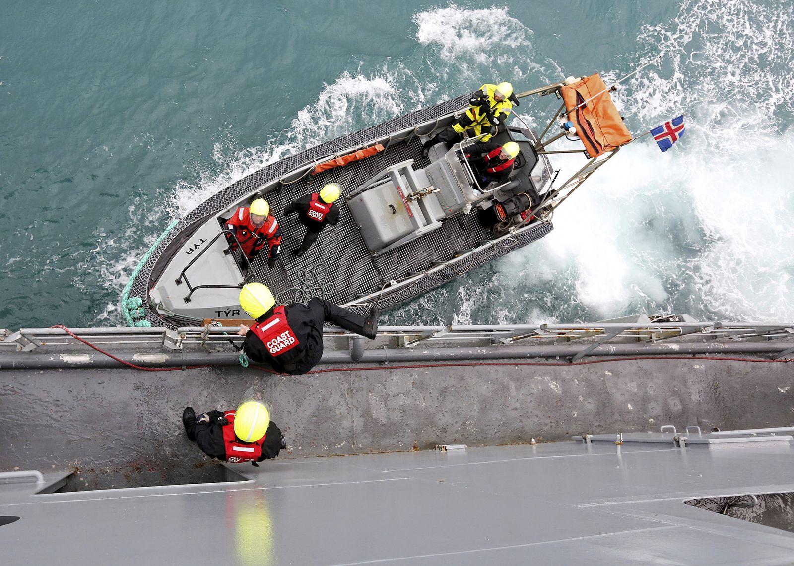 Italien/ Frontex/ Migranten