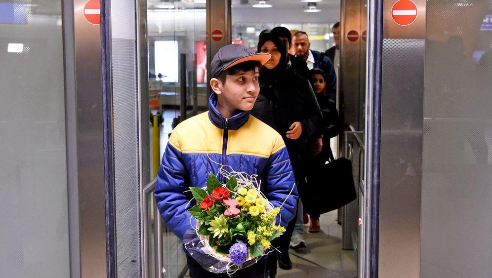 Wiedersehen in Hannover: Totgeglaubter Sohn trifft Familie