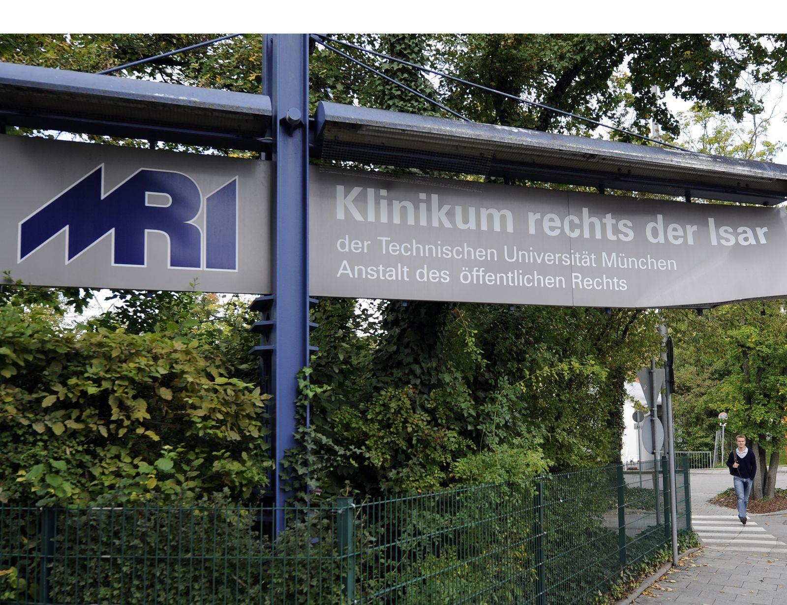 NICHT VERWENDEN Klinikum München / Rechts der Isar
