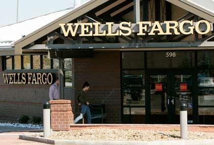 US-Bank Wells Fargo: Staatsgelder für Aktionäre