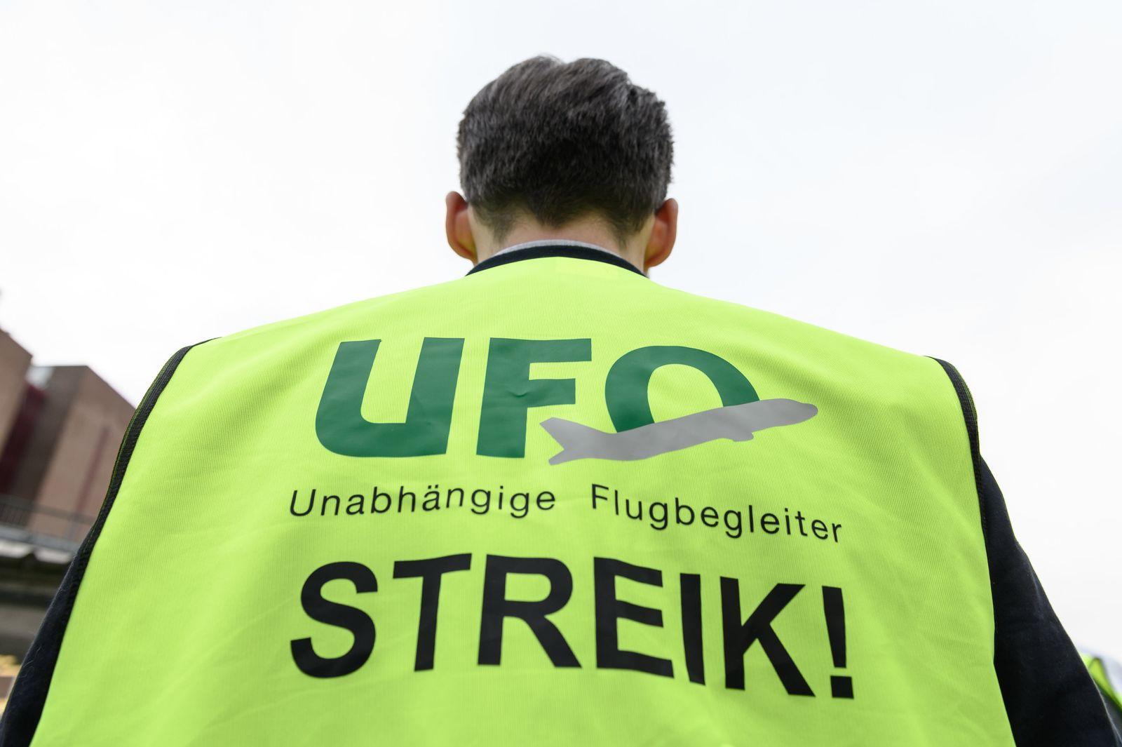 Ufo kündigt zweitägigen Streik bei Lufthansa an