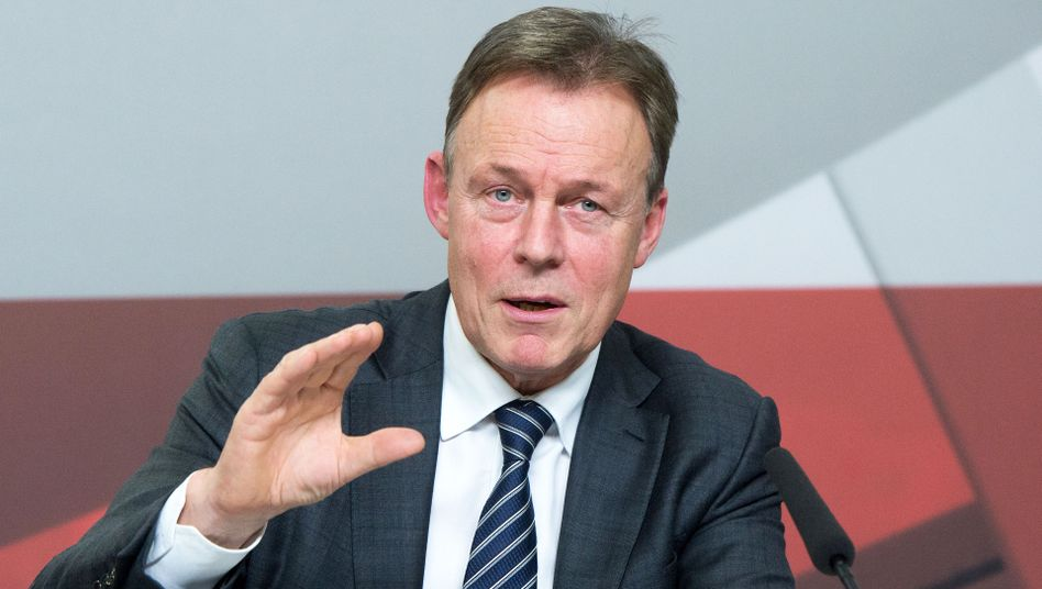 SPD-Fraktionschef Oppermann