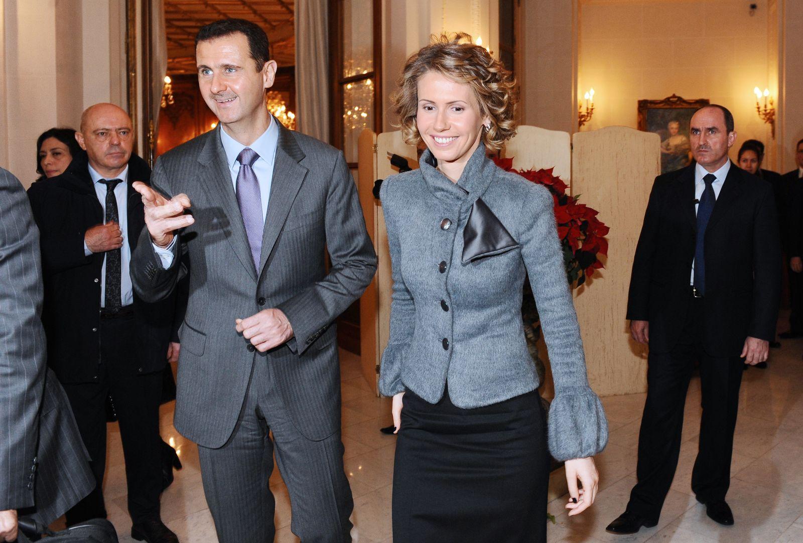 Assad-Clan/ Reichtum