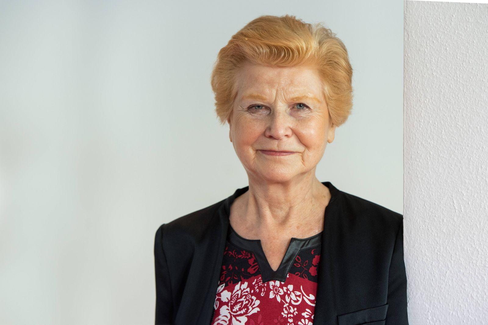 Irm Hermann Actress Zwei Herren Im Anzug, Premiere Kloster Andechs, Andechs, Bavaria, Germany 18 March 2018 PUBLICATIONx