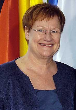 Tarja Halonen (Finnland)