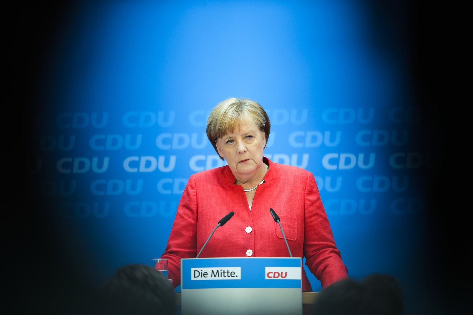 Merkel/ Trempo raus