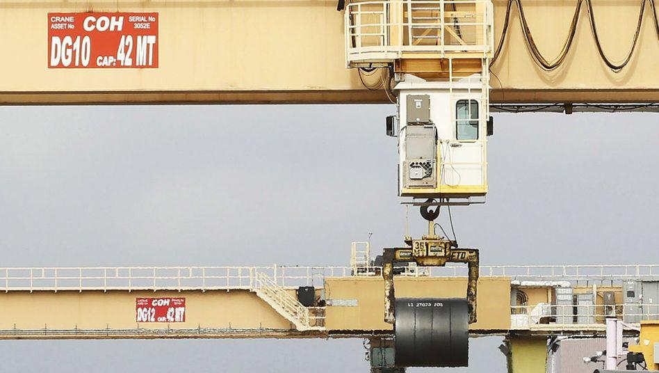 ThyssenKrupp-Stahlwerk in Alabama: Nach langen Verhandlungen verkauft