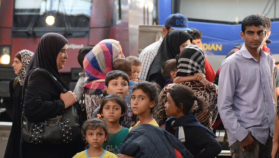 """Syrische Flüchtlinge in München: """"Falsches Signal nach draußen"""""""