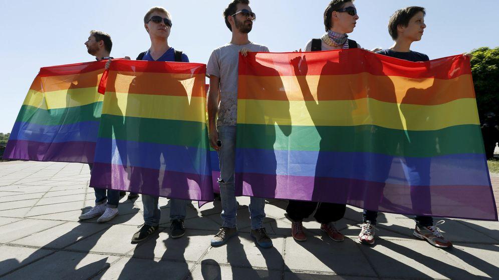 """Ausschreitungen in Kiew: Angriff auf die """"Gay Pride""""-Parade"""