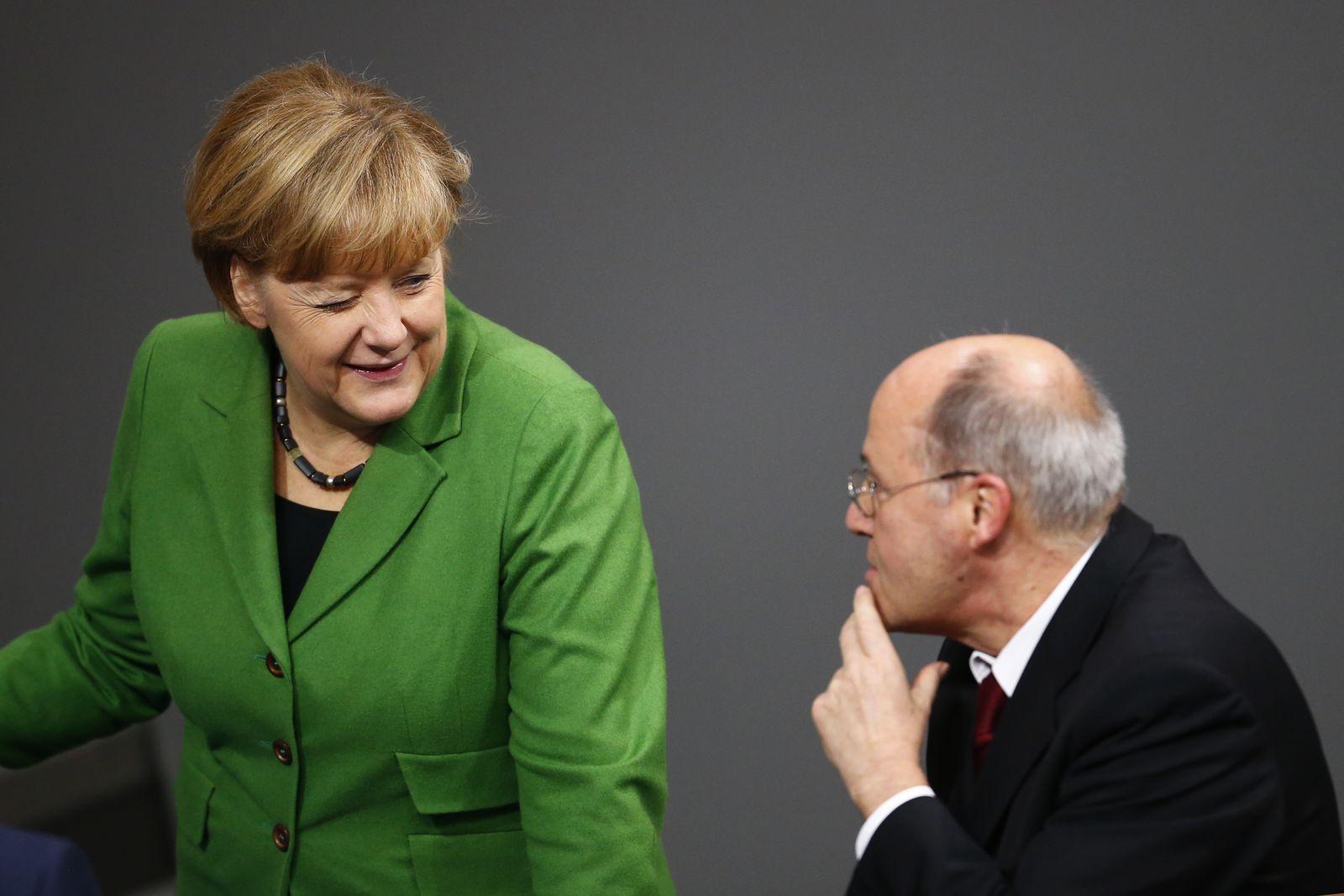 Angela Merkel / Gregor Gysi