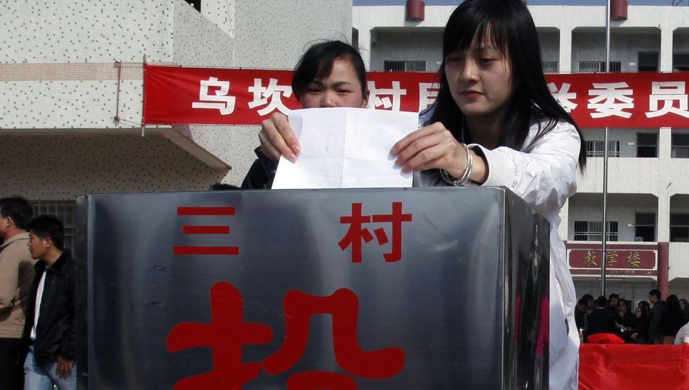 China: Mehr Demokratie wagen
