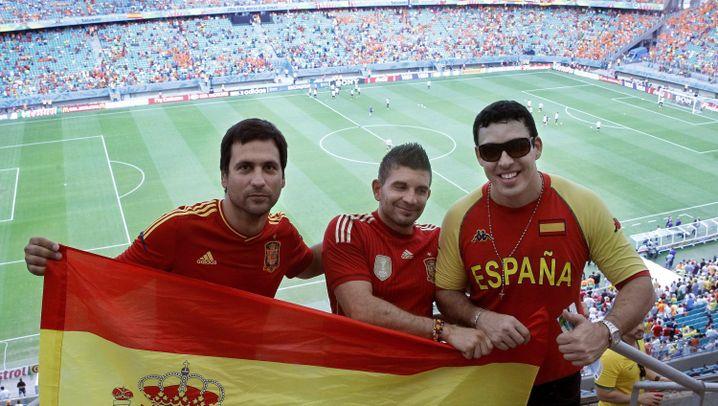 Die Reaktionen der Fans: Oranje jubelt, Spanien trauert