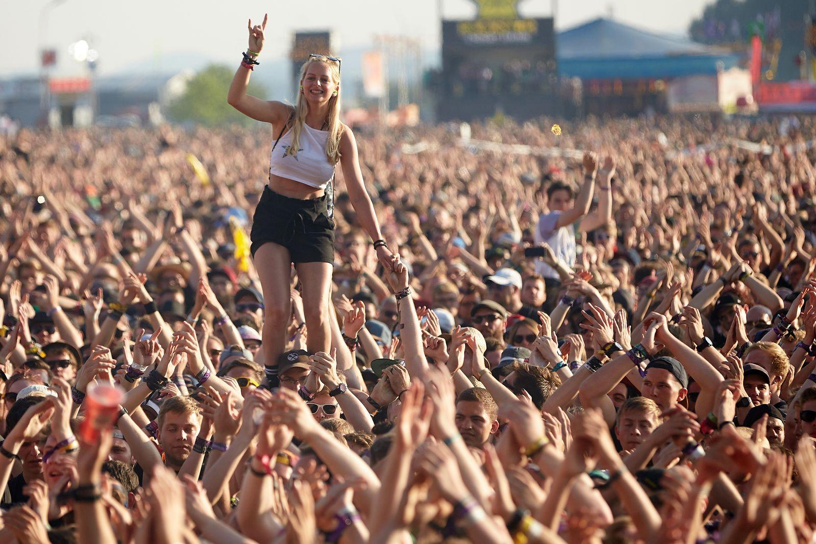 Festivalkalender/ Rock am Ring