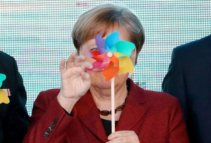 Angela Merkel hinterlässt ihrem Nachfolger oder ihrer Nachfolgerin eine schwere Aufgabe: den Klimaschutz in Deutschland voranzubringen