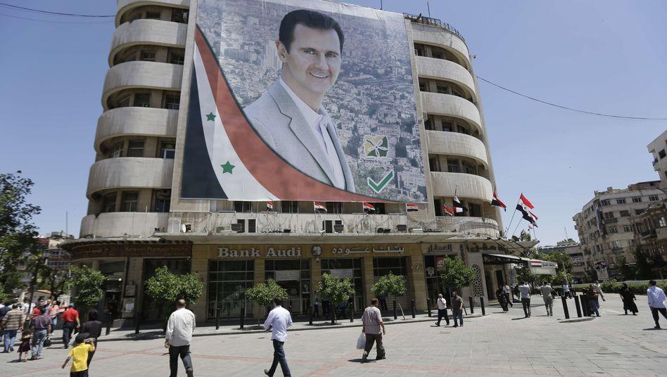 Abstimmung in Syrien: Wir haben Gleichgültigkeit gewählt