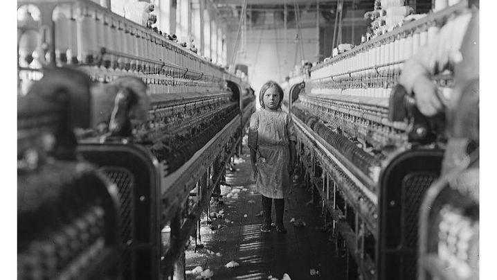 Der amerikanische Albtraum: Kinderarbeit
