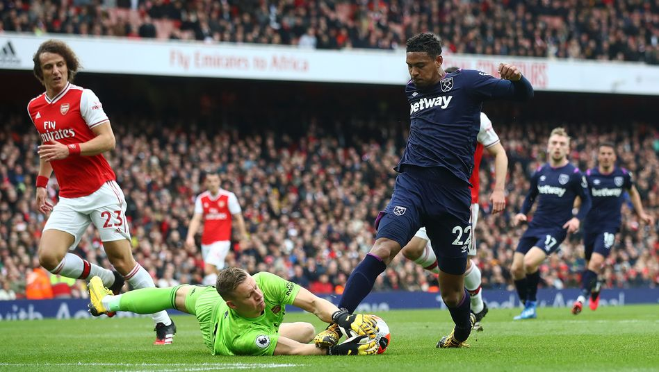 Ein Spiel des FC Arsenal. Das wird es vorerst nicht mehr geben.