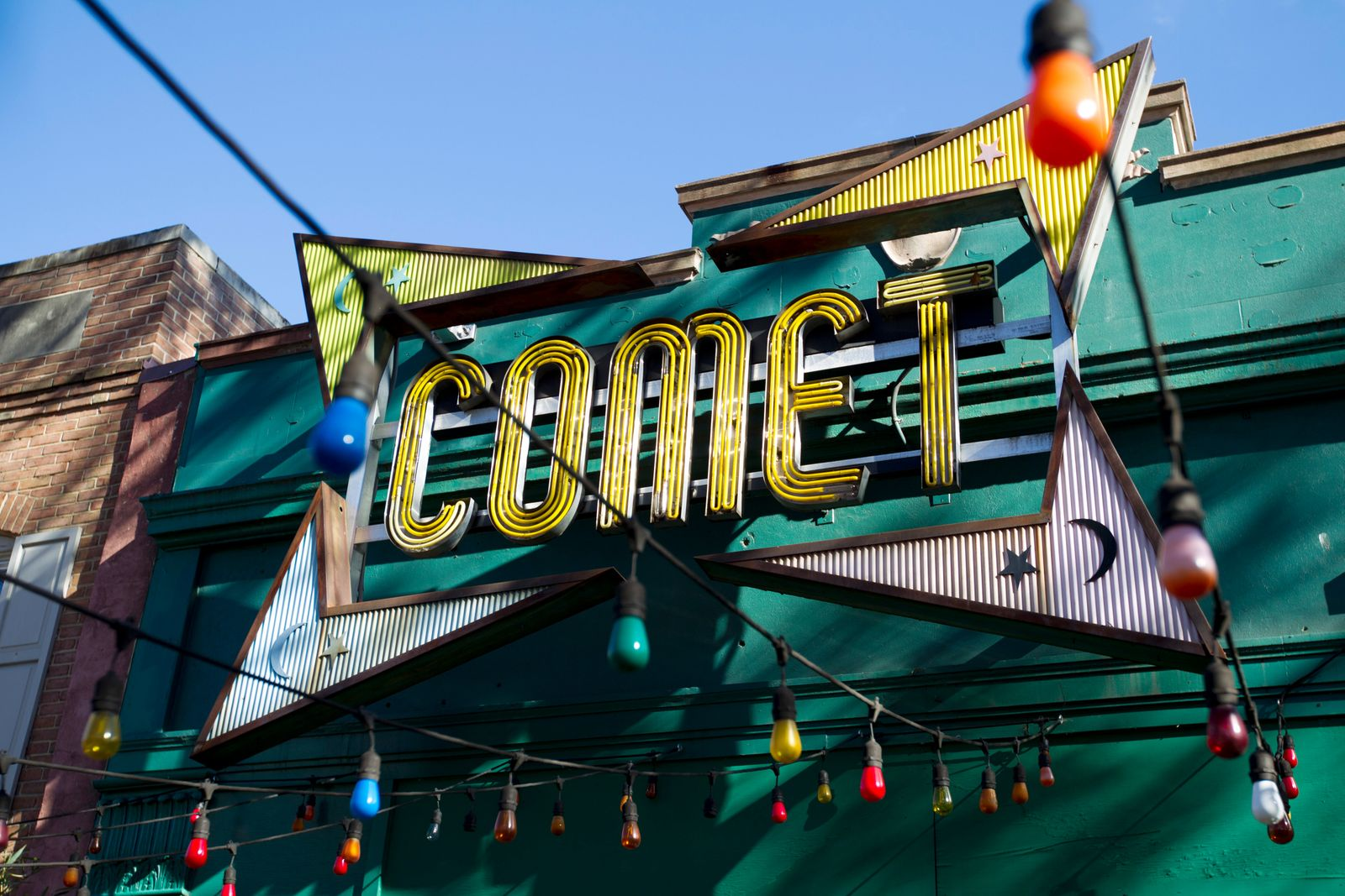 Comet Pin Pong