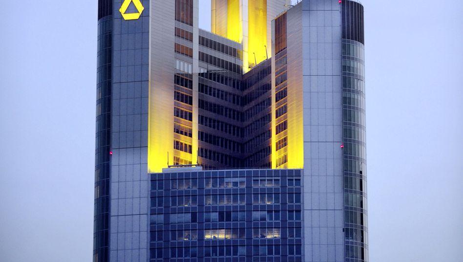 Commerzbank-Zentrale: Zwangsverstaatlichung umgehen