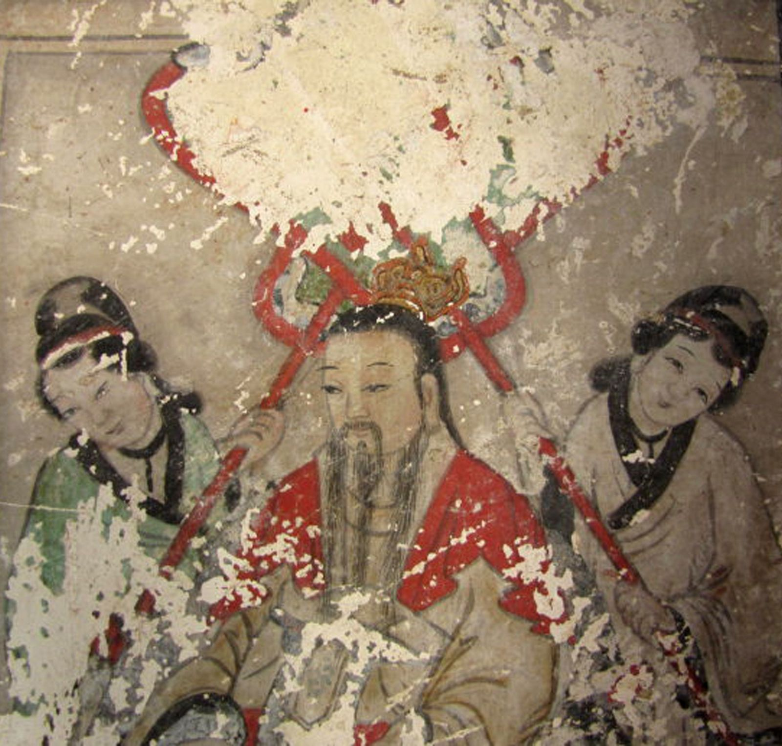 CHINA-HERITAGE-RELIGION-OFFBEAT
