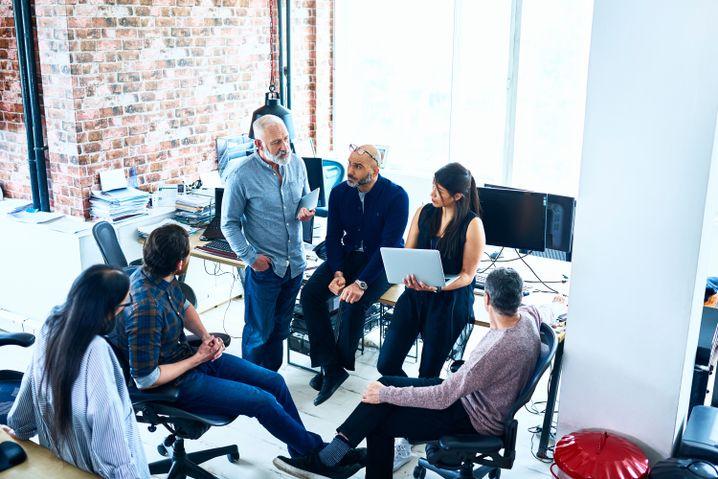 Arbeitssituation: Das Leistungsideal dürfte an Reiz verlieren