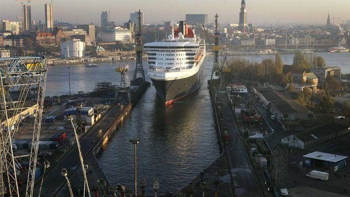 Werften: Blohm+Voss - der Marine-Spezialist