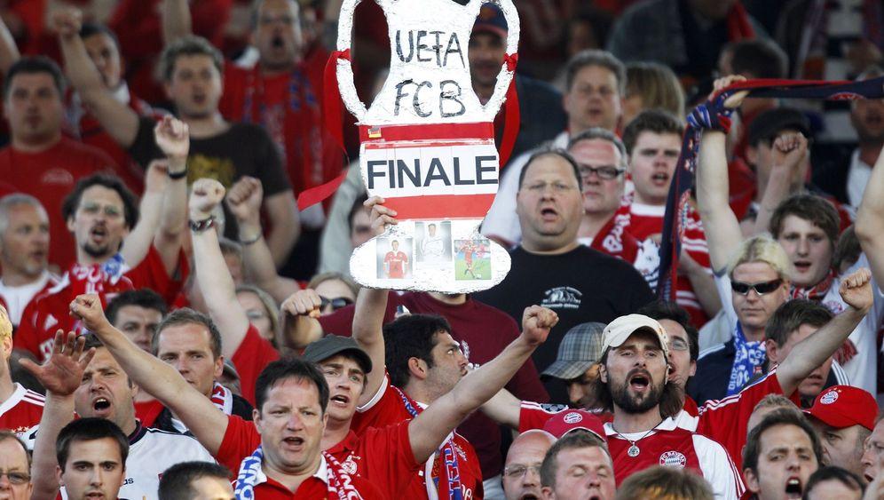 Champions League: Olic als König von Lyon