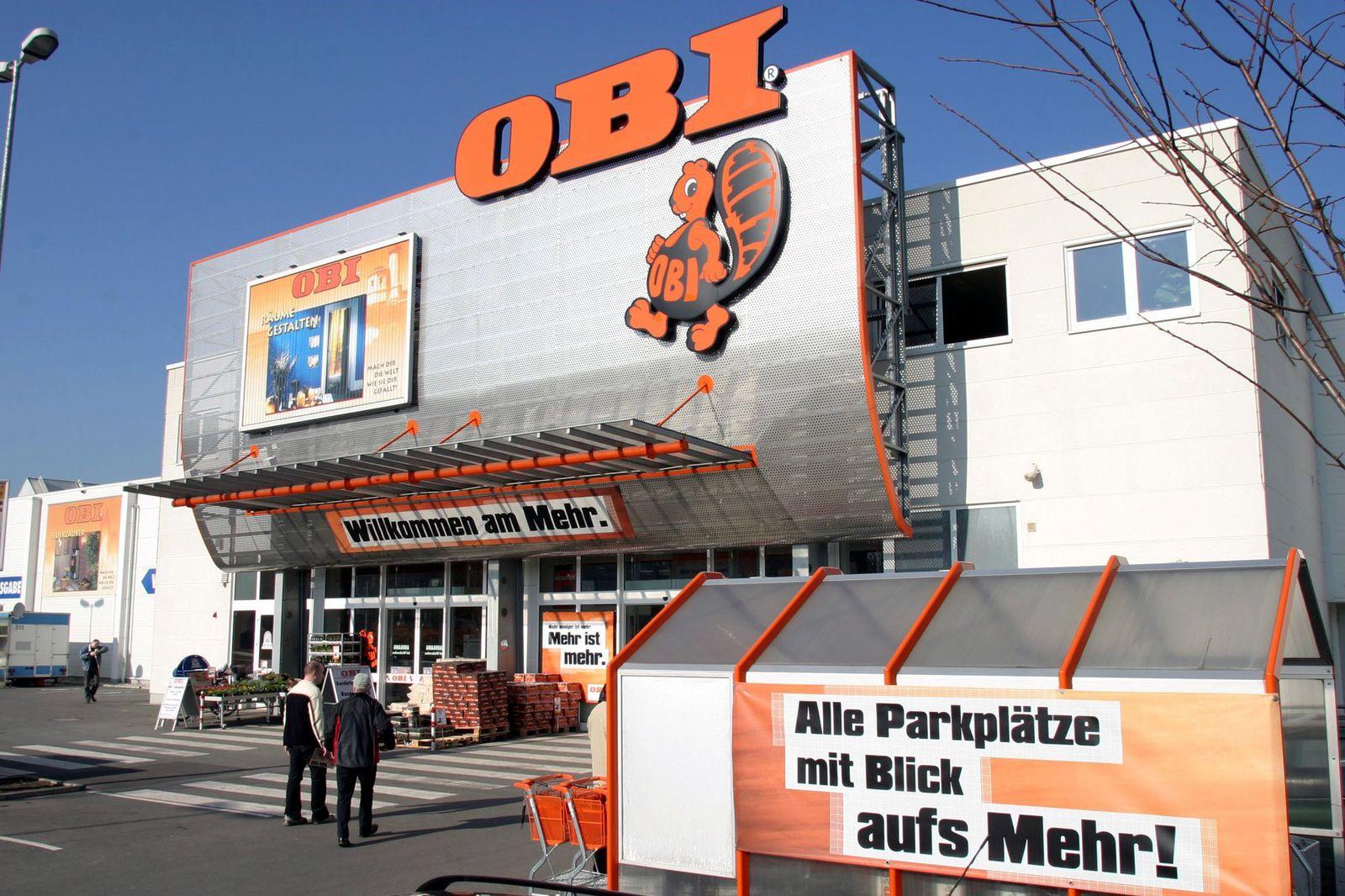 OBI Baumarkt