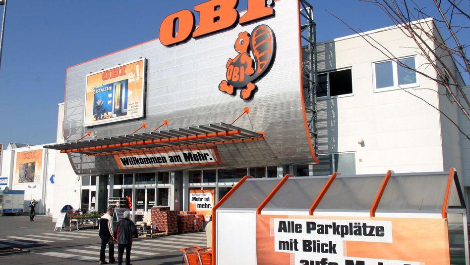 """Obi-Baumarkt: """"Ware wird mit neuem Etikett (Ohne GS) weiterverkauft"""""""