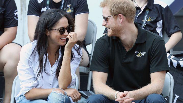 Prinz Harry und Meghan Markle: Verliebt, verlobt, bald verheiratet