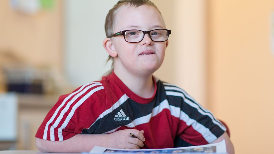 Henri, Viertklässler mit Down-Syndrom: Schulen mit Inklusion überfordert