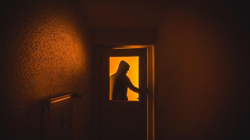Einbrecher (Illustration)