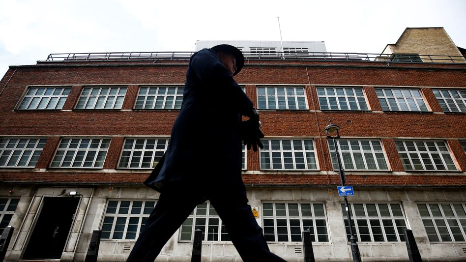 Ehemaliges GCHQ-Gebäude in London